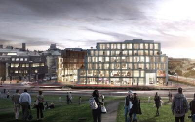 ÞG Verk kaupir hluta Reykjavik Development ehf. að Hafnartorgi