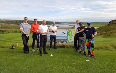 Golfmót ÞG Verk – Kiðjabergi 2016