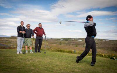 Golfmót ÞG Verk 2017