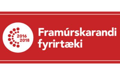 Framúrskarandi fyrirtæki 2016-18